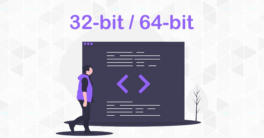 32 64 bit program windows