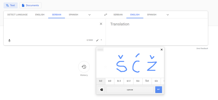 google translate trikovi 2020