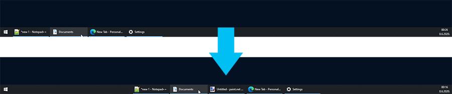 kako-centrirati-start-taskbar-2