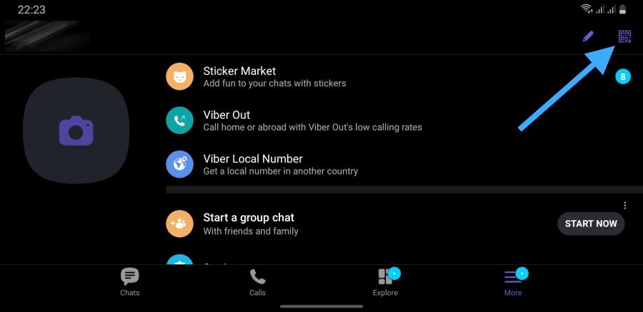 kako hakovati viber