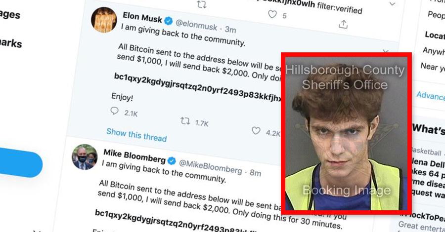 uhapšen haker Twitter