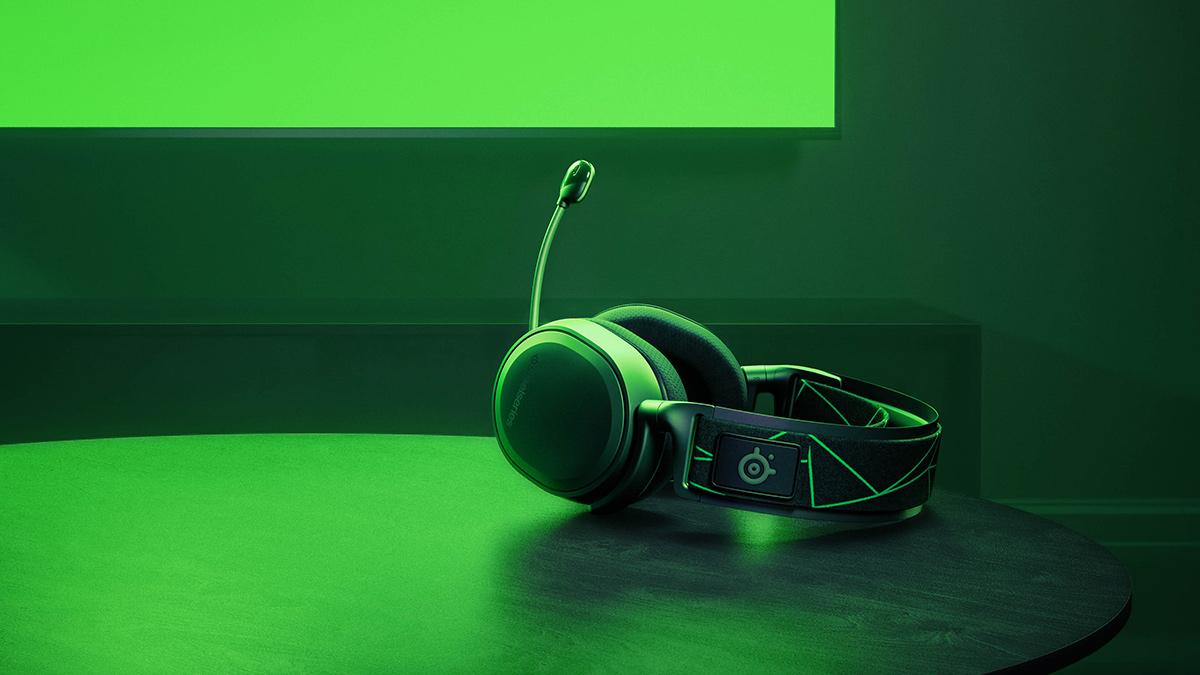 SteelSeries-Arctis-7x-green