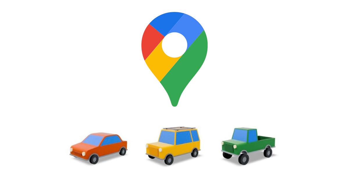 google-maps-ikonica-automobil