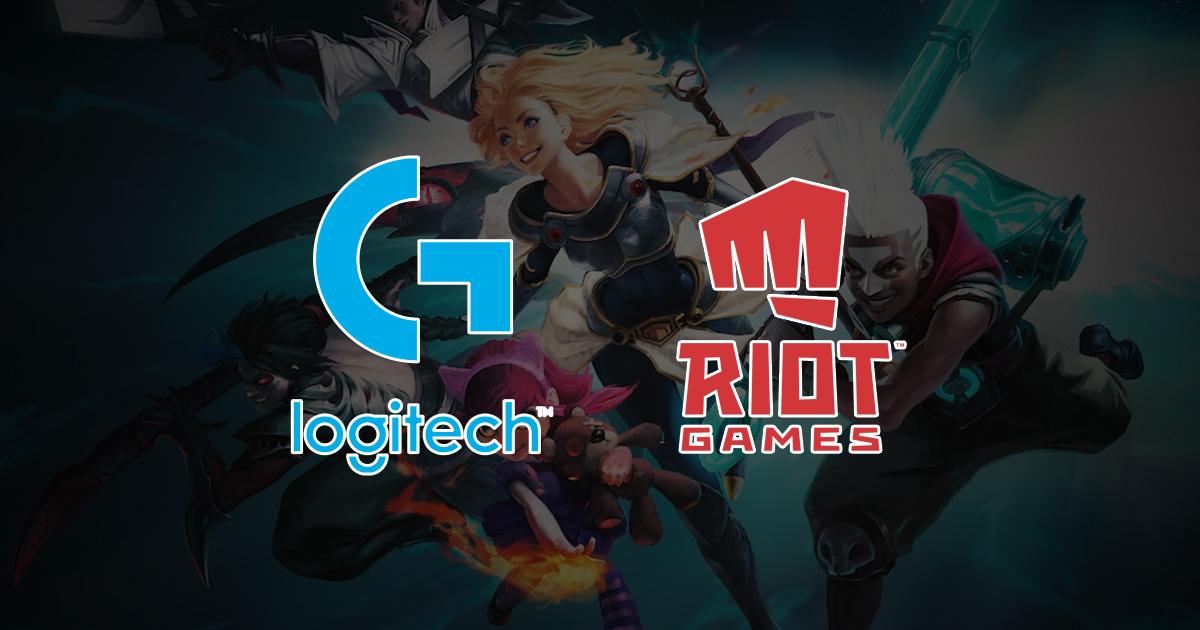 logitech-g-riot-partnerstvo