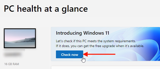 windows 11 proveri pc