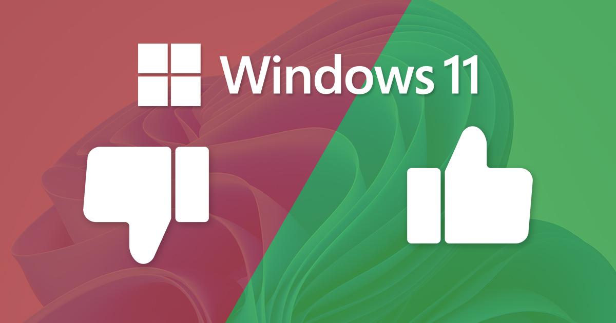 windows 11 iskustva utisci
